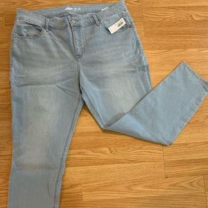 NWT old navy jeans size 16